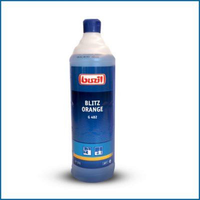 בליץ הדרים - חומר ניקוי טבעי בניחוח הדרים מרוכז במיוחד,מנקה ומבריק מרצפות