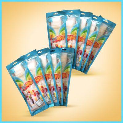 """10 חבילות Zipops - סה""""כ 360 יחידות"""